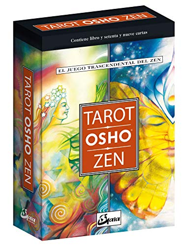 Tarot Osho Zen: el Juego Trascendental Del Zen (Tarot, oráculos y juegos)