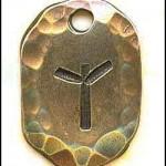 significado de la runa eohl en la tirada de runas