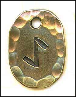 significado de la runa ewoh en la tirada de runas