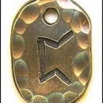 la runa peord (peorth), simbolismo y significado en la tirada de runas