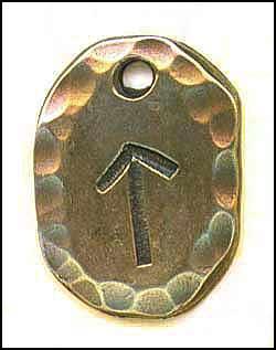significado de la runa tyr en la tirada de runas