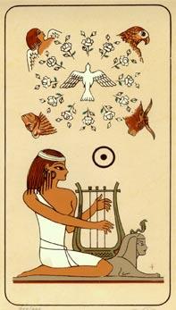 mazo egipcio
