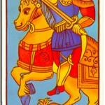 lectura carta tarot caballo de espadas para cancer en el mes de marzo 2012