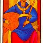 lectura carta tarot la emperatriz para aries en el mes de marzo 2012