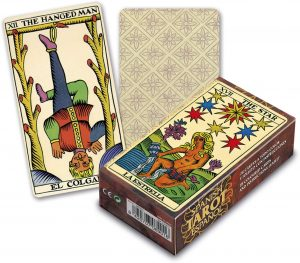 Baraja de Cartas de Tarot clásica Fournier comprar